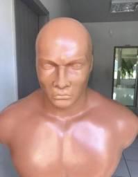 Boneco sparring boomboxe regulavel