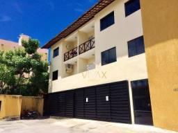 Flat com 1 dormitório para alugar, 34 m² por R$ 1.200/mês - Capim Macio - Natal/RN