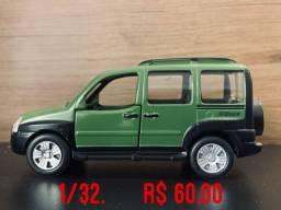 Miniaturas a venda