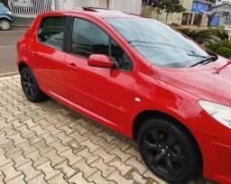 307 vermelho 2010 (SOMENTE VENDA)