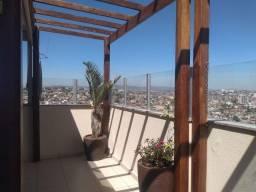 Cobertura bairro Castelo 2 vagas prédio individual elevador vendo barato financia
