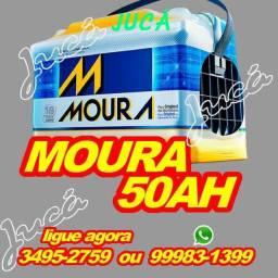 SUUUUPER PROMOÇÃO !!!!! MOURA 50 ah Honda civic