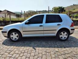 GOLF 2002/2002 2.0 MI 8V GASOLINA 4P MANUAL