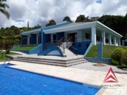Cond. GREEN VILLAGE quase 5 mil m2 de terreno, com piscina, quadra de Tennis privativos. A