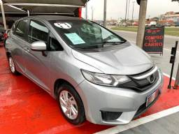 HONDA FIT DX - GNV - 2017