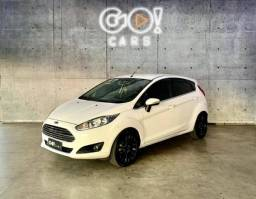 FIESTA 2017/2017 1.6 TITANIUM HATCH 16V FLEX 4P MANUAL