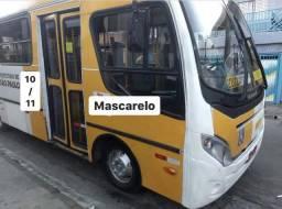 Micro Onibus mascarelo ano 10/11 ótimo para motor home-auto escolas -ótimo estado