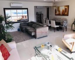 Apartamento de 200 m², lindíssimo, frontal Lagoa, na Av. Epitácio Pessoa, com vista panorâ