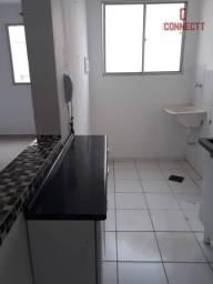 Casa com 2 dormitórios para alugar, 54 m² por r$ 750/mês - reserva sul condomínio resort -