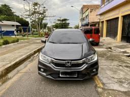 Honda City EX 18/18 - 2018