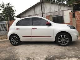Nissan march 2016 1.6 sl 16v flex - 2016