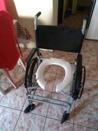 Cadeira de banho novinha