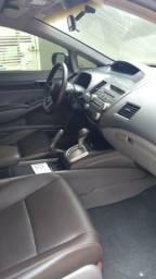 Civic Lxs automático 2009 Cinza - 2009