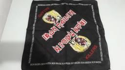 Bandanas Rock AC/DC Black Sabbath Iron Maiden Metallica Sepultura