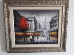 Quadros Impressionismo óleo sobre tela