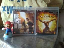 Jogos PS3 novinho