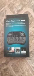 Mini Keyboard para tv