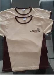 2 camisetas de 8 anos