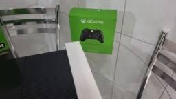 Xbox One Completo + Caixa + Nota Fiscal