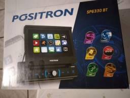DVD automotivo positron SP6330BT