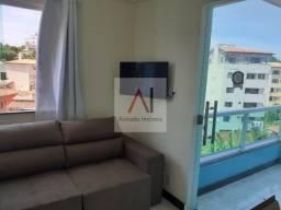 Apartamento novo 2/4 em Piatã, suíte, finamente decorado, mobiliado