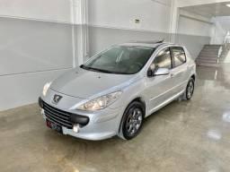 Peugeot 307 1.6 Presence Pack 16V 2010 Prata Baixa KM
