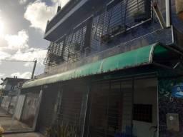 Prédio Na Principal Da Ur: 03 Duas Casas, 1 Ponto Comercial, Cobertura, Área De lazer