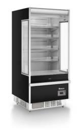 Expositor vertical aberto refrigerado (novo) Alecs