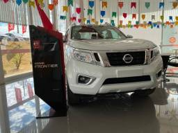 Nissan Frontier LE completo!!!2021 (me chama no zap)
