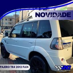 Vende-se Pajero Tr4 2012 4x4 Flex