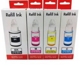 Kit de tintas Canon compatíveis