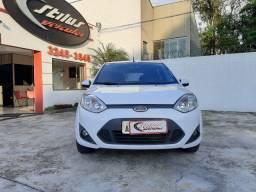 Fiesta 1.6 8 valvulas - 2012 - branco - completo - unico dono