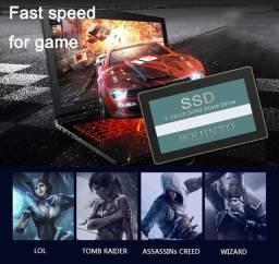 Abaixei HD SSD Weijinto de 128 GB, Novo, Lacrado