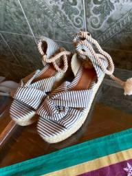 Sandália super confortável