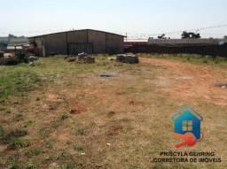 Terreno medindo 1.000,14 m2 - Parque Industrial * Oportunidade de Negócio !