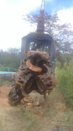 Cabeçote Florestal usado completo