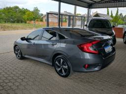 Honda Civic EXL ano 2017.