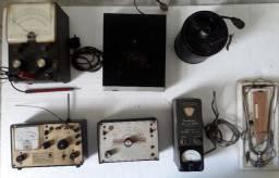 Kit aparelhos de medição