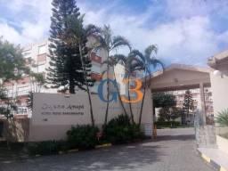 Apartamento com 3 dormitórios para alugar, 134 m² por R$ 950,00/mês - Areal - Pelotas/RS
