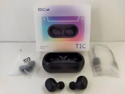 Fone sem Fio Bluetooth Qcy-T1c Preto