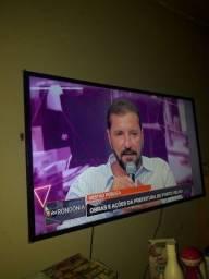 televisão samsung smart 43 polegada