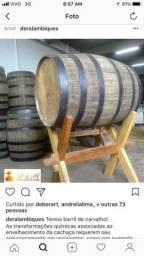 Título do anúncio: Tonel de Carvalho de 180 litros.