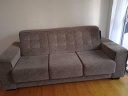Urgente! Vendo sofá retrátil 2 e 3 lugares