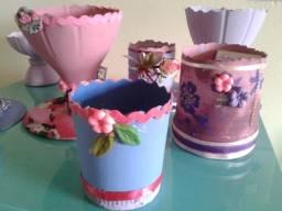 Mini Vasos Decorativos