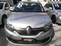Renault Logan Expression 1.0 Flex 2018