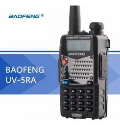 Radio Ht Uhf+vhf+fm Baofeng Uv-5ra 5w Original Novo