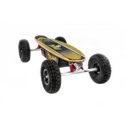Skate elétrico 800W muito novo - Aceito troca