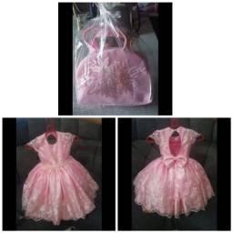Título do anúncio: Vestido de princesa realeza