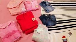 Desapegos de roupas infantil