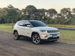 Jeep Compass Limited 2.0 Flex AT - 2017